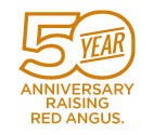 50 Year Anniversary Raising Red Angus